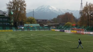 Real Kashmir FC vs Churchill Brothers Live Streaming Online: How to Get I-League 2018-19 Live Telecast on TV & Free Football Score Updates?