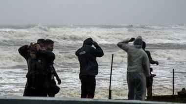 Cyclone 'Pabuk' Moves Towards the Andaman and Nicobar Islands; Yellow Alert Sounded
