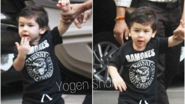 Sorry But Taimur Ali Khan's Latest Outfit Needs To Be Talked About - View Pics!