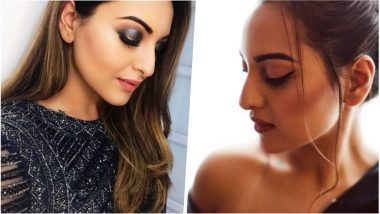 Bridal Eye-Makeup Ideas 2018: Take Inspiration from Sonakshi Sinha On How to Achieve Glamorous Looks This Wedding Season