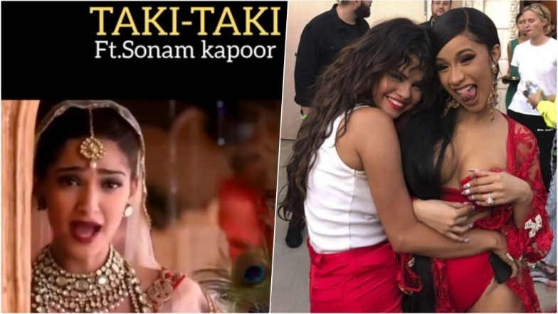 Sonam Kapoor in Taki Taki-Prem Ratan Dhan Payo Mashup Video, and It's the Best Thing on Internet Today