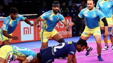 U Mumba vs Tamil Thalaivas, PKL 2018-19 Match Live Streaming and Telecast Details: When and Where To Watch Pro Kabaddi League Season 6 Match Online on Hotstar and TV?