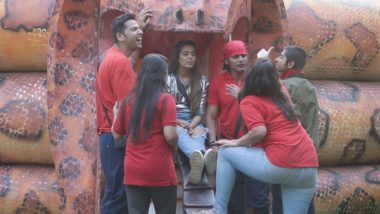 Bigg Boss 12: Team Red Wins The Task! Romil Chaudhary, Karanvir Bohra, Surbhi Rana To Compete For Captaincy