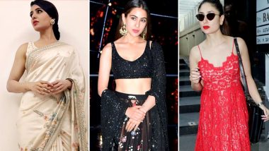 Sara Ali Khan, Kareena Kapoor Khan and Samantha Ruth Prabhu's Fashion Picks Deserve Your Attention Rightaway - View Pics