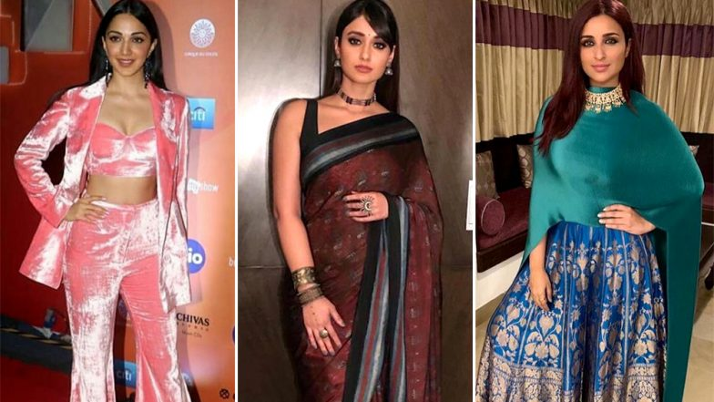 Kiara Advani, Parineeti Chopra and Ileana D'Cruz's Fashion Choices Will Put Other Fashionistas to Shame – View Pics