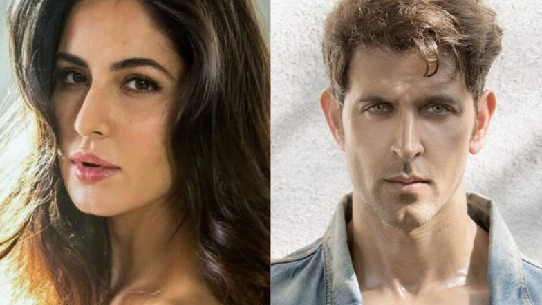 After Salman's Bharat, Katrina to Re-Unite With Bang Bang Co-Star Hrithik in Kabir Khan's Next