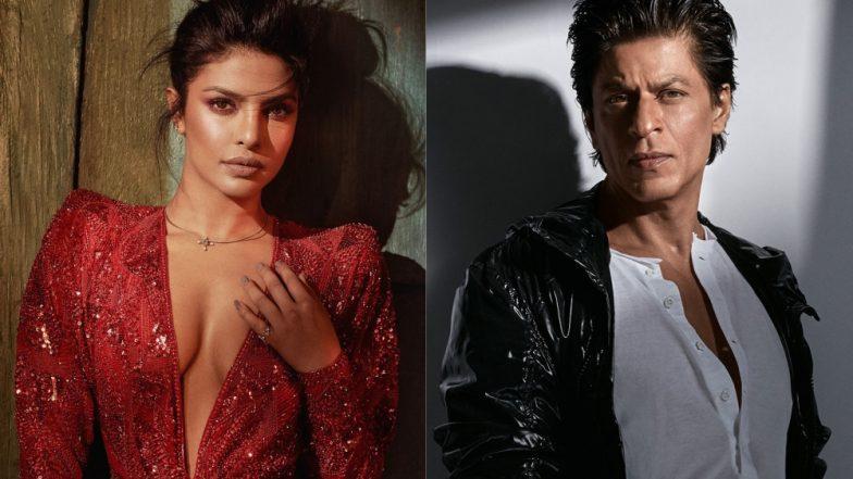 Has Priyanka Chopra Replaced Shah Rukh Khan As Koffee With Karan Finale Guest?