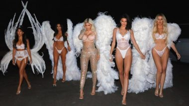 Ahead Of Victoria's Secret Fashion Show 2018, The Kardashian-Jenner Clan Receives Their Angel Wings - View Pics