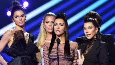 The Kardashians Dedicate Their People's Choice Award To Victims Of Thousand Oaks And California Wildfires