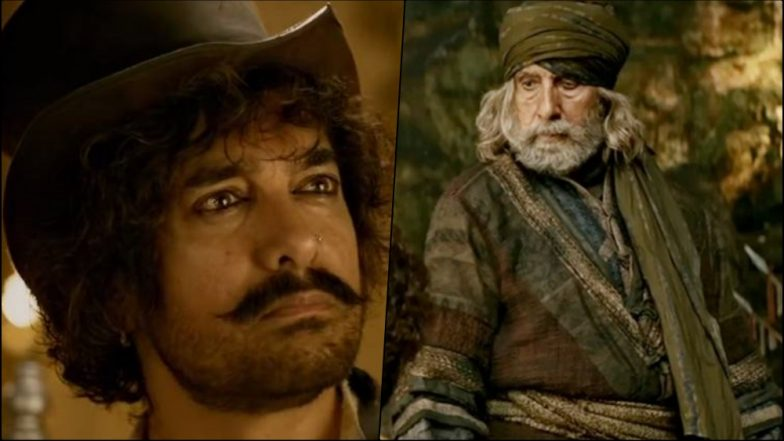 Thugs of Hindostan Full Movie Free Download Available on TamilRockers! After Poor Reviews, Online Piracy and Watch Online Link to Affect Film Box Office Collection?