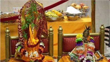 Tulsi Vivah 2018 Date & Shubh Muhurat: Auspicious Puja Time & Significance of Dev Uthani Ekadashi & Gyaras