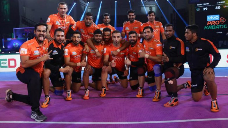 PKL 2018-19 Today's Kabaddi Matches: Schedule, Start Time, Live Streaming, Scores and Team Details of November 9 Encounters!
