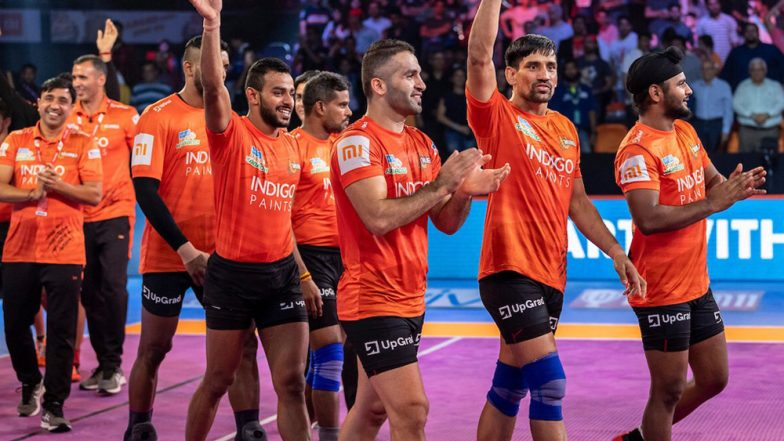 PKL 2018-19 Today's Kabaddi Matches: Schedule, Start Time, Live Streaming, Scores and Team Details of November 21 Encounters