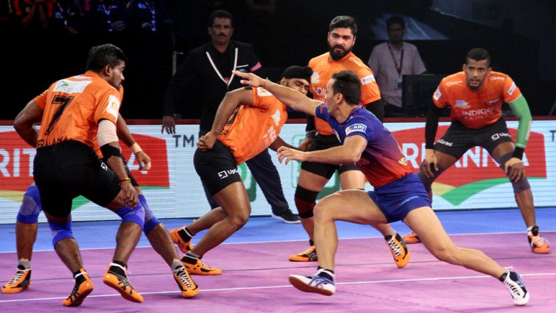 PKL 2018-19 Video Highlights: U Mumba Crush Dabang Delhi, Notches Comfortable Win 39-23!