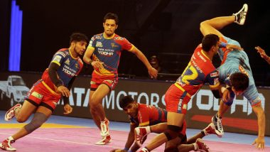 PKL 2018-19 Today's Kabaddi Matches: Schedule, Start Time, Live Streaming, Scores and Team Details of November 8 Encounters!