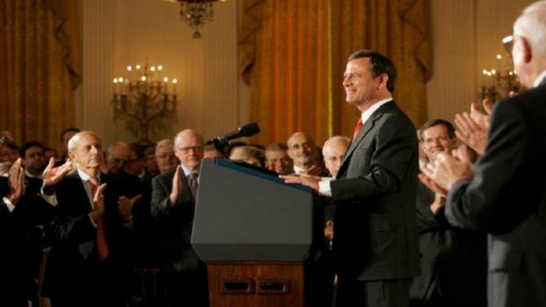 In Rare Intervention, US Supreme Court Justice Rebukes President Trump