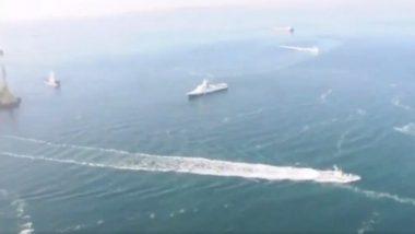 Fresh Russia - Ukraine Tensions: Boats Fired Upon, Kerch Strait Blockaded