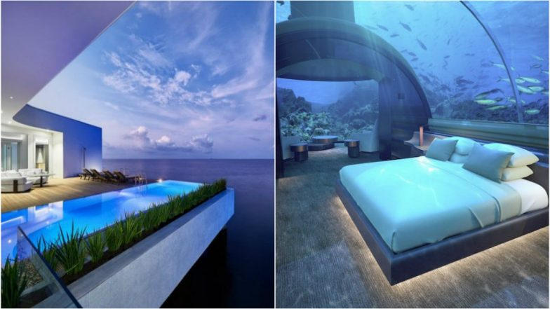 Image result for undersea villa maldives first ever