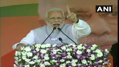 Kalyan: Marriages And Funeral Processions Affected Due to PM Narendra Modi's Visit to Lay Foundation of Metro Projects