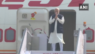 Prime Minister Modi Departs for Maldives to Attend Swearing-In Ceremony of President-Elect Ibrahim Mohamed Solih
