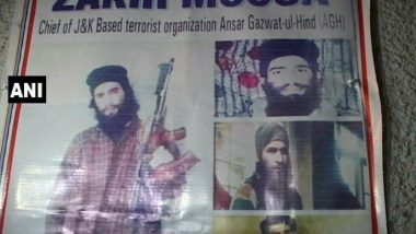 On Intelligence Reports Punjab Police Release 'Wanted' Posters of Terrorist Zakir Moosa