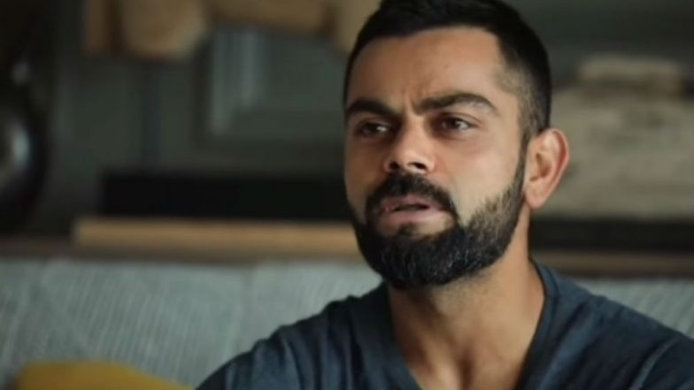 Is Virat Kohli Arrogant? His 'Who is He' Reply on Paul Harris' Clown Comment Will Make You Believe (Watch Video)