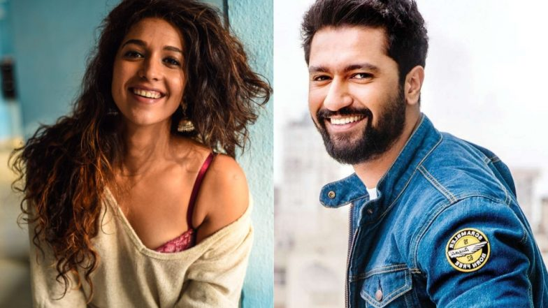 Vicky Kaushal Confirms His Relationship With Alleged Girlfriend Harleen Sethi