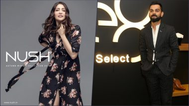 Virat Kohli on 'Competition' With Anushka Sharma Over Fashion Labels: There is No Room For It!