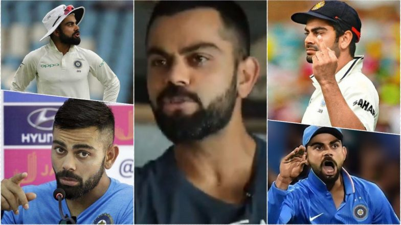 Bully Virat Kohli's 'Leave India' Comment to Fan: These Ugly Episodes Prove Indian Captain Is Great Cricketer but Not a True Role Model!