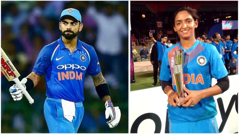 Like Virat Kohli, Harmanpreet Kaur Backs Her Instincts; the Tale of Two Charismatic Indian Captains and Their Captaincy Styles!