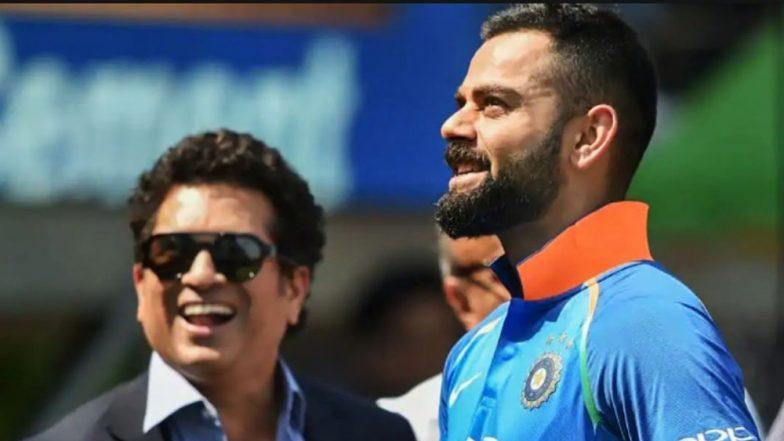 Virat Kohli Thanks 'GOAT' Sachin Tendulkar For All The Memories on His Day of Debut; Plays Down Comparisons With Master Blaster on Instagram