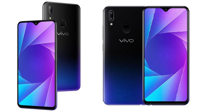 Vivo Y95 Smartphone With 20MP Selfie Camera & 4030mAh Battery Launched at Rs 16,990