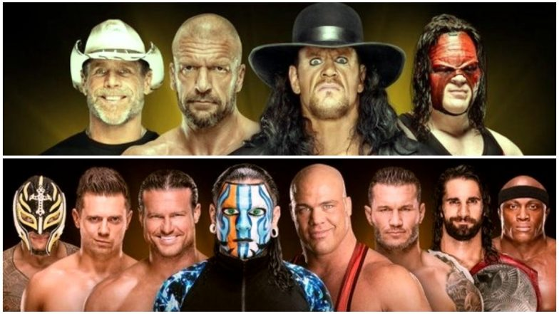 WWE Crown Jewel Updated Match-Card: DX vs The Brothers of Destruction, World Cup Tourney Highlights the List of All Matches to Take Place in Saudi Arabia