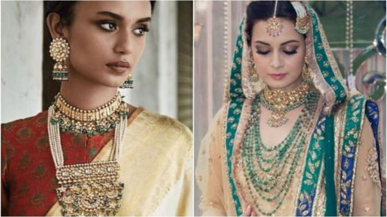 Wedding Jewellery Ideas 2018: How to Match Your Accessories with Your Outfits