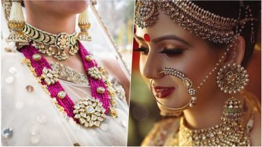 Wedding Jewellery Styles 2018 2019 Trending Accessories To Adorn