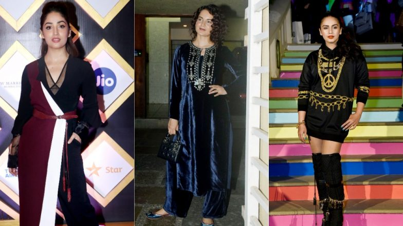 Worst Dressed of The Week: Kangana Ranaut, Yami Gautam, Huma Qureshi And Their Dull Fashion Let Us Down