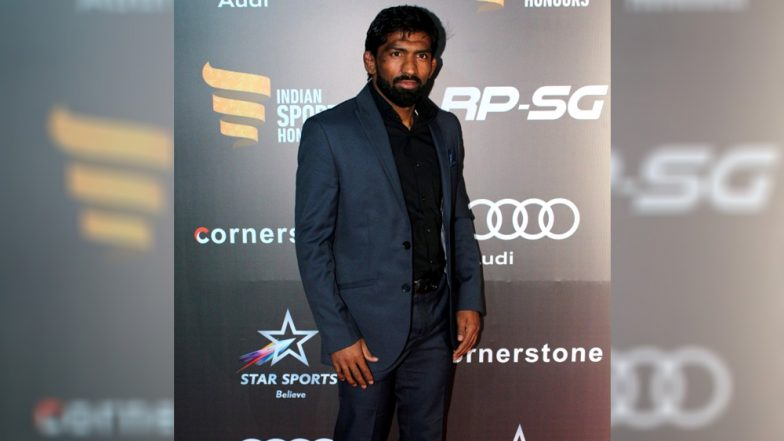 Yogeshwar Dutt Birthday Special: A Look at the List of Achievements of Olympic Medal-Winning Indian Wrestler