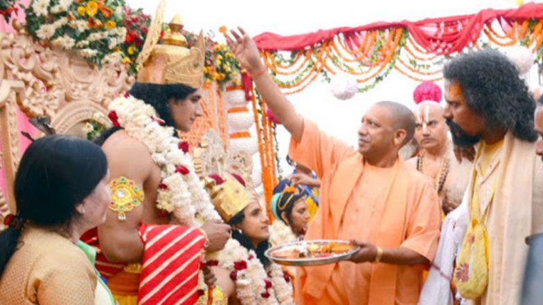 Ram Temple in Ayodhya: Uttar Pradesh Government Exploring 'Options Within Constitution', Says CM Yogi Adityanath