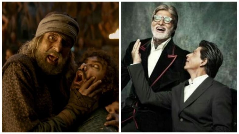 Aamir Khan Asks Shah Rukh Khan How To Smoke Infront of Amitabh Bachchan, Zero Actor Gives a Hilarious Advice