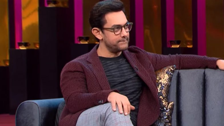 Koffee With Karan 6: Aamir Khan Talks About #MeToo Movement and Being the First One in the Industry to Take an Action