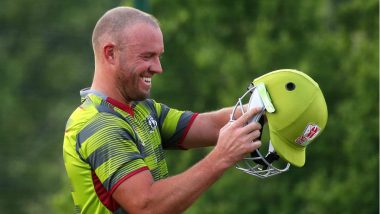 Mzansi Super League T20 2018: Tshwane Spartans Captain AB de Villiers Smashes 31-Ball 93 in a Practice Match