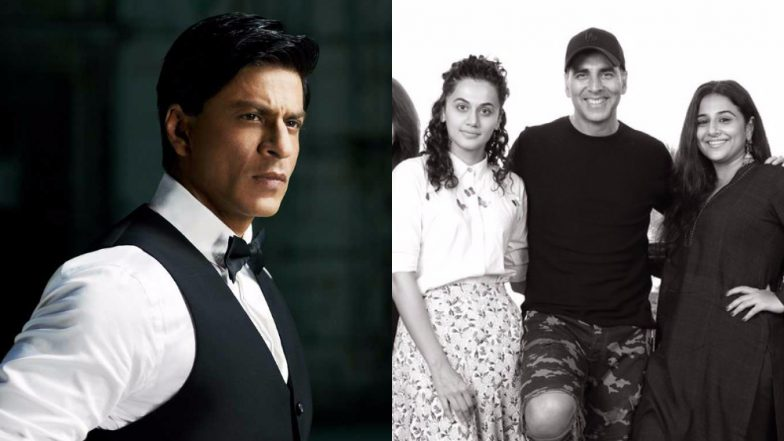 Akshay Kumar VS Shah Rukh Khan: 'Mission Mangal' or 'Saare Jahan Se Acha' – Which Space Movie Are You More Excited About? Vote Now