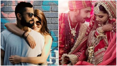 Ranveer Singh's Ex Girlfriend Anushka Sharma Posts the Sweetest Message on His Wedding With Deepika Padukone