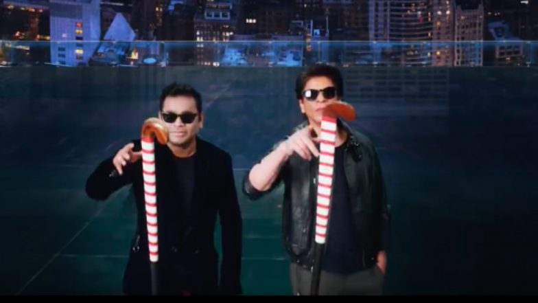 Odisha World Cup 2018 Anthem 'Jai Hind, Jai India' Teaser Featuring Shah Rukh Khan and Composed by AR Rahman Unveiled: Watch Video
