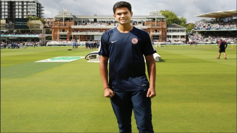 Arjun Tendulkar Continues to Impress With The Ball, Claims 6-Wickets for Vijay Merchant XI in KC Mahindra Shield U-19 Match