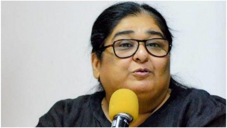 Vinta Nanda Finds Sexual Harassment Accusations on Rajkumar Hirani 'Disturbing'
