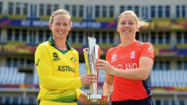 Live Cricket Streaming of Australia vs England ICC Women's World T20 2018 Final on Hotstar: Watch Free Telecast, Live Video of AUS vs ENG T2O Match on TV & Online