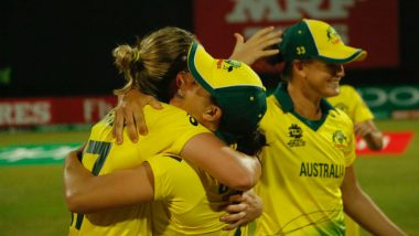 Australia Lift ICC Women's World T20 Title for Record 4th Time, Watch Video Highlights of AUS vs ENG T20I Final