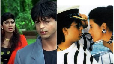 Baazigar Completes 25 years: Shah Rukh Khan Delivering His Famous Dialogue From The Thriller AGAIN Will Make You Demand a Sequel! (Watch Video)