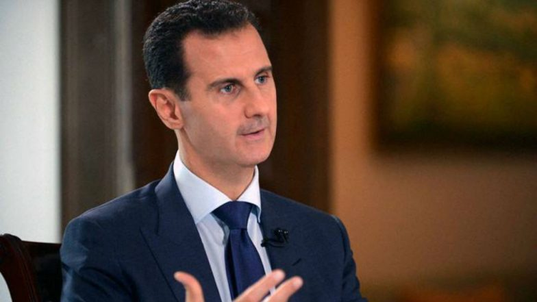 Syrian President Bashar al-Assad Discusses Formation of Constitutional Committee With Russian Envoy